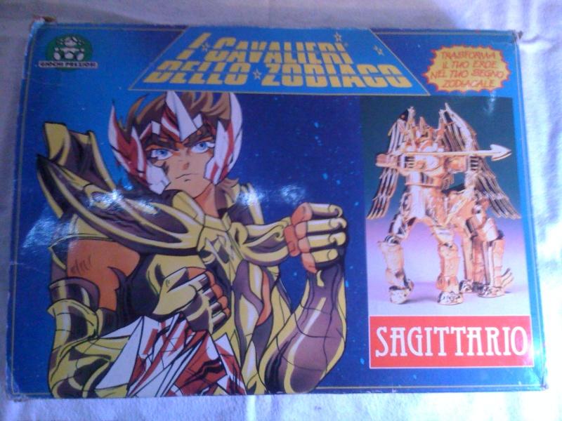 Cavalieri dello Zodiaco G.p 1987 e BANDAI Img_0310