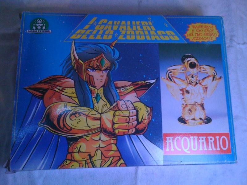 Cavalieri dello Zodiaco G.p 1987 e BANDAI Immagi10