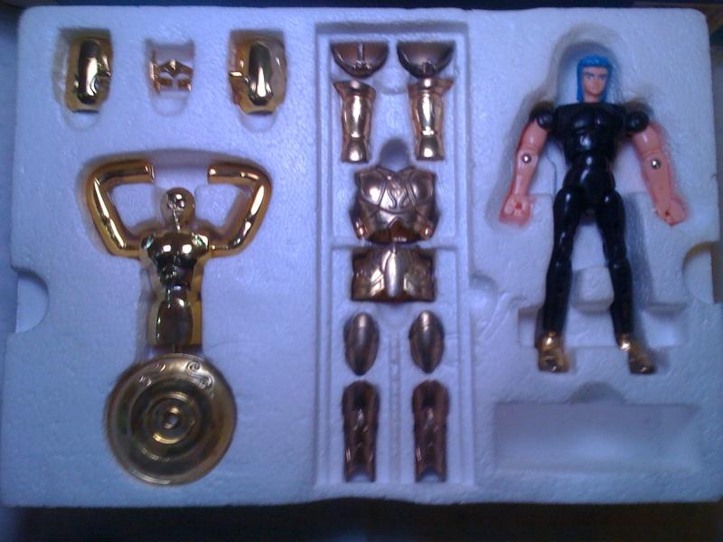 Cavalieri dello Zodiaco G.p 1987 e BANDAI Immagi11