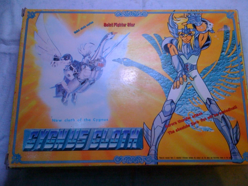 Cavalieri dello Zodiaco G.p 1987 e BANDAI Immagi14