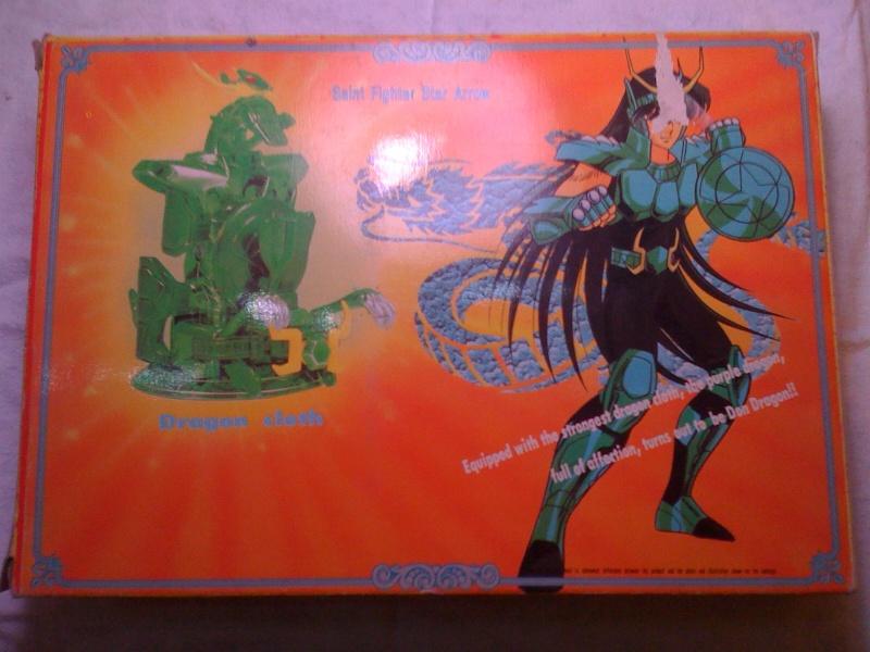 Cavalieri dello Zodiaco G.p 1987 e BANDAI Immagi15