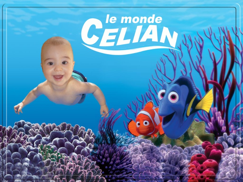 bébé nageur  Nemo-w10