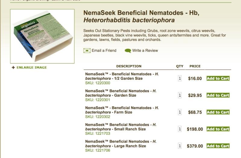 beneficial nematodes Nemato11