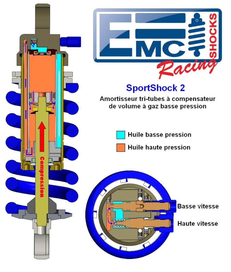 Détails sur certains amortisseurs - Par EMC Compre10