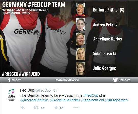 FED CUP 2015 : Groupe Mondial - Page 6 Alelma10