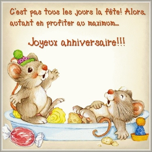 Joyeux anniversaire Isa 13041310