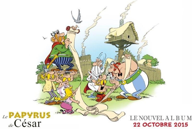 Nouvel album d'Astérix, le Papyrus de Cesar Le_pap10