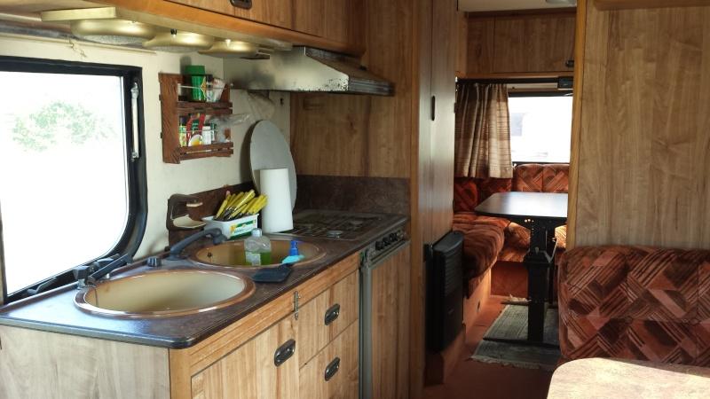 [VENDU] Camping-car Wilk 650S sur Mercedes 308 20150420