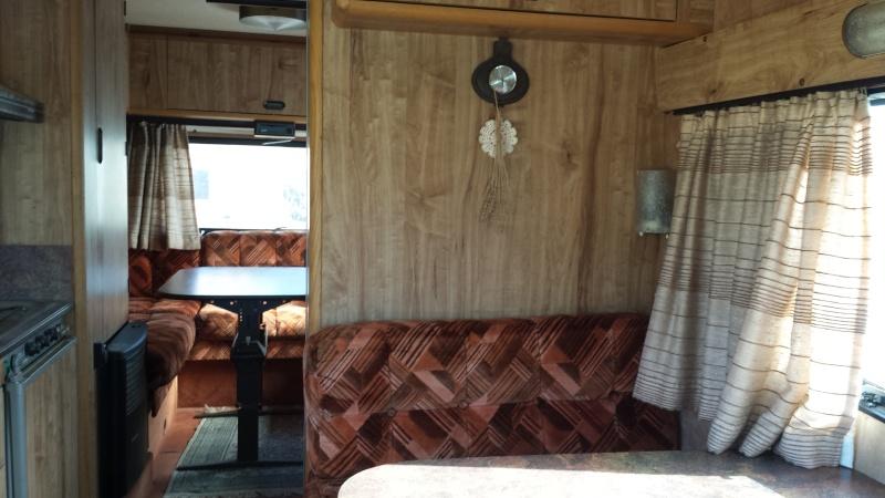 [VENDU] Camping-car Wilk 650S sur Mercedes 308 20150421