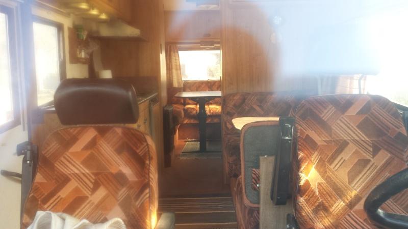 [VENDU] Camping-car Wilk 650S sur Mercedes 308 20150424