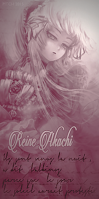 Reine-Sorcière Akachi