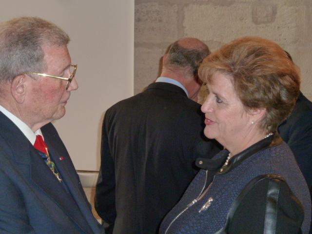 Le Mémorial accueille le Duc d'Orleans ! Mymori12