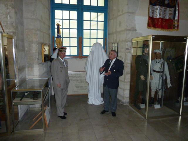 Le Mémorial accueille le Duc d'Orleans ! Mymori13