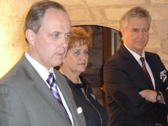 Le Mémorial accueille le Duc d'Orleans ! Mymori14
