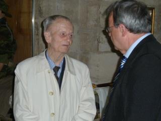 Le Mémorial accueille le Duc d'Orleans ! Mymori15
