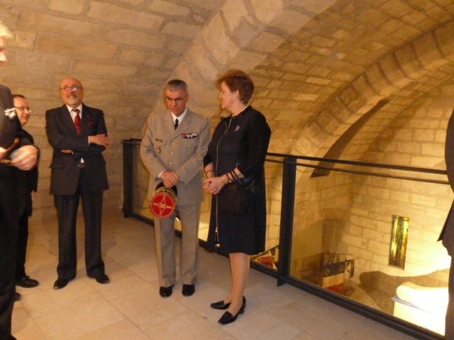 Le Mémorial accueille le Duc d'Orleans ! Mymori19