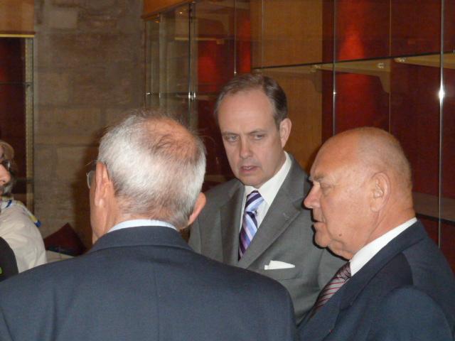 Le Mémorial accueille le Duc d'Orleans ! Mymori21