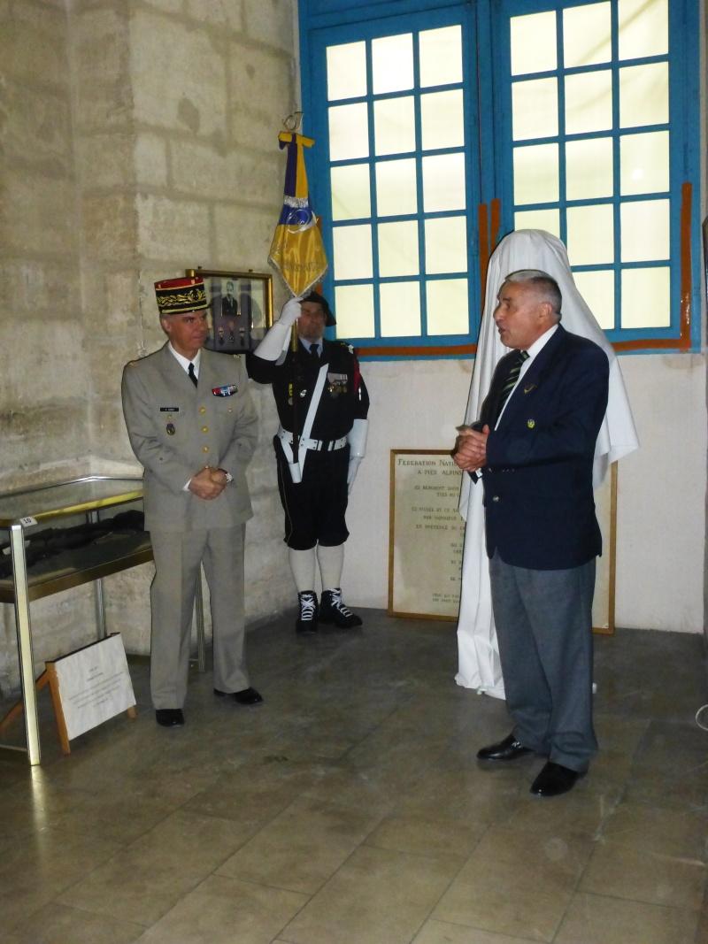 Le Mémorial accueille le Duc d'Orleans ! P1120510