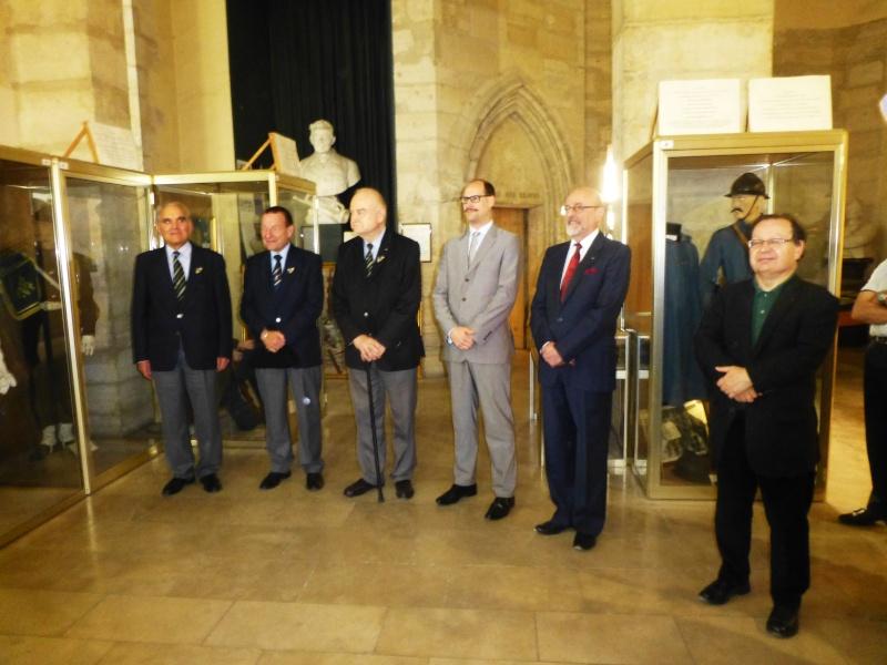Le Mémorial accueille le Duc d'Orleans ! P1120511