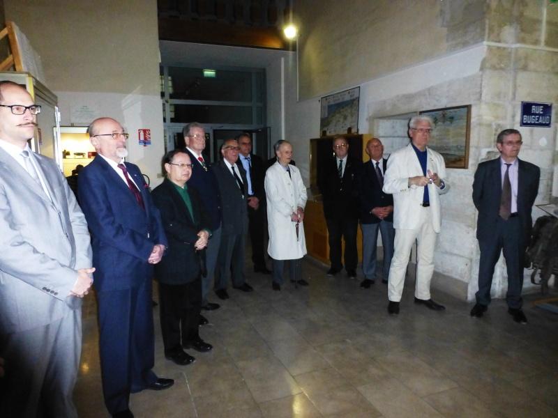 Le Mémorial accueille le Duc d'Orleans ! P1120512