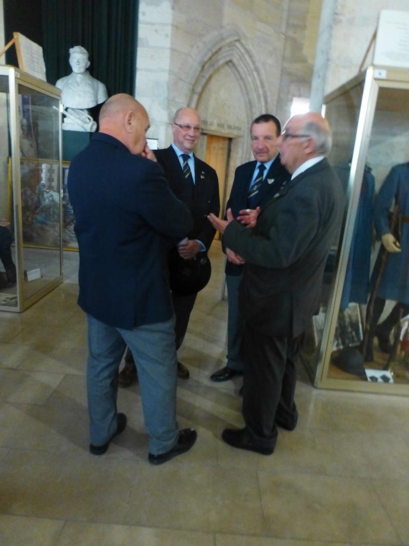 Le Mémorial accueille le Duc d'Orleans ! P1120516