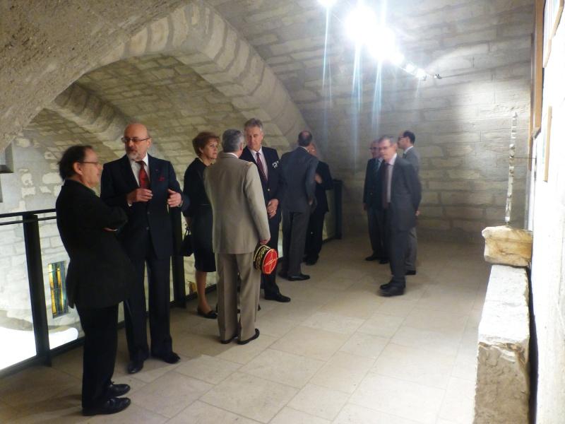 Le Mémorial accueille le Duc d'Orleans ! P1120518