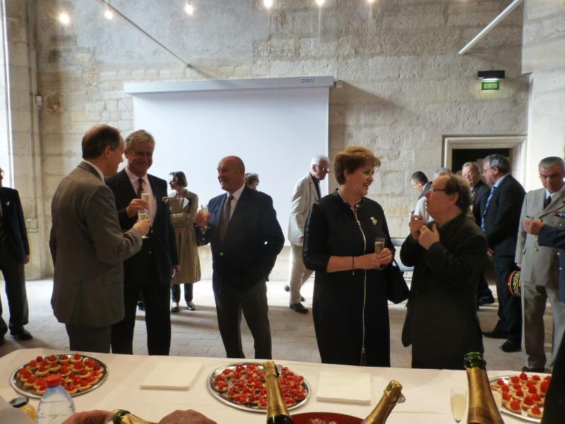 Le Mémorial accueille le Duc d'Orleans ! P1120519