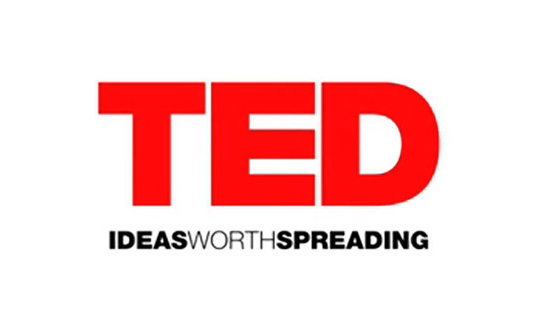 TED Talks (conference) - Ideas worth spreading Logo-t10