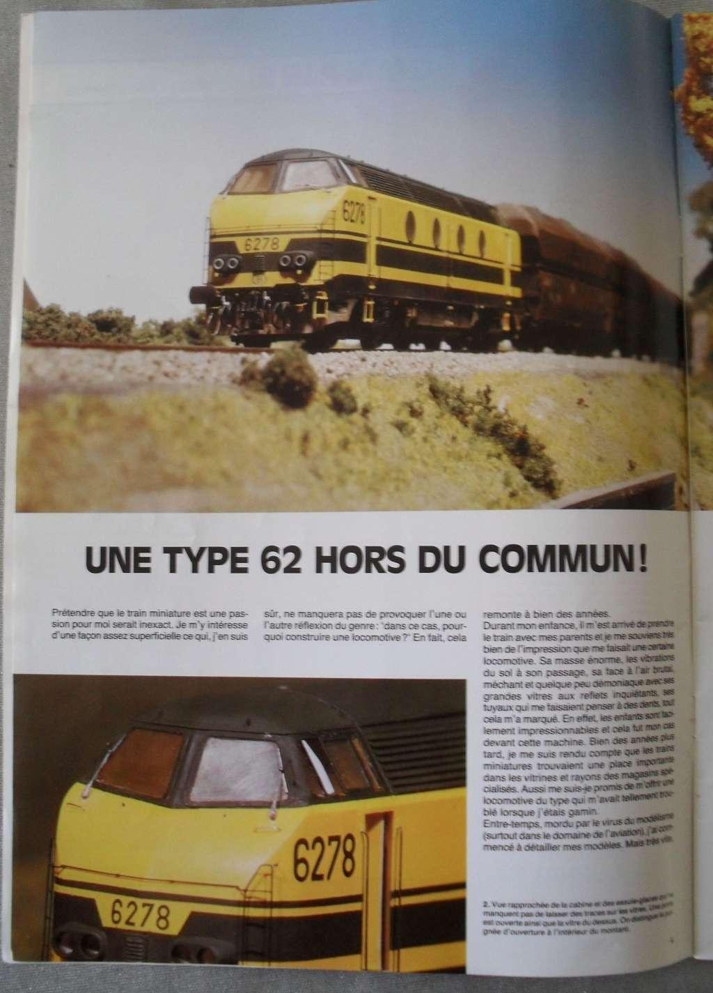 HO : une type 62 SNCB hors du commun  112