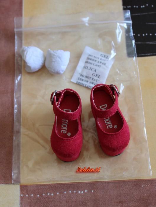 [Vend]SD Volks MSD Shoes Leeke Dollheart Set Nouveautés! Shoes_13
