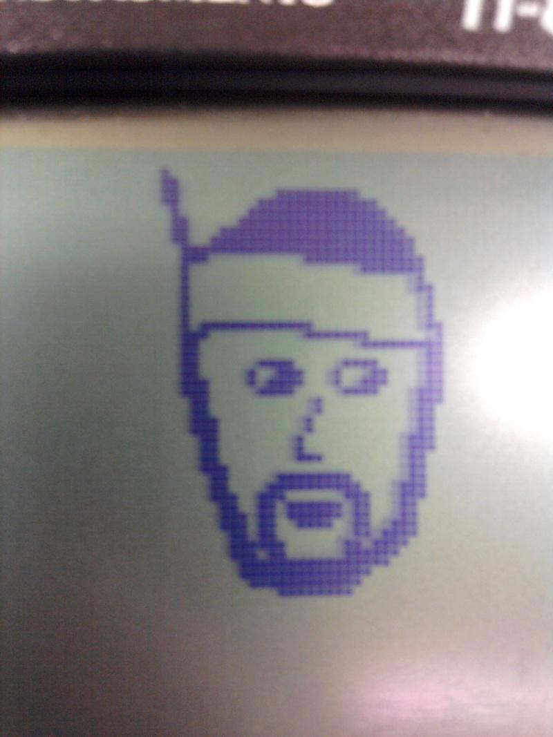 La calculatrice, un outil pour dessiner. 2015-011