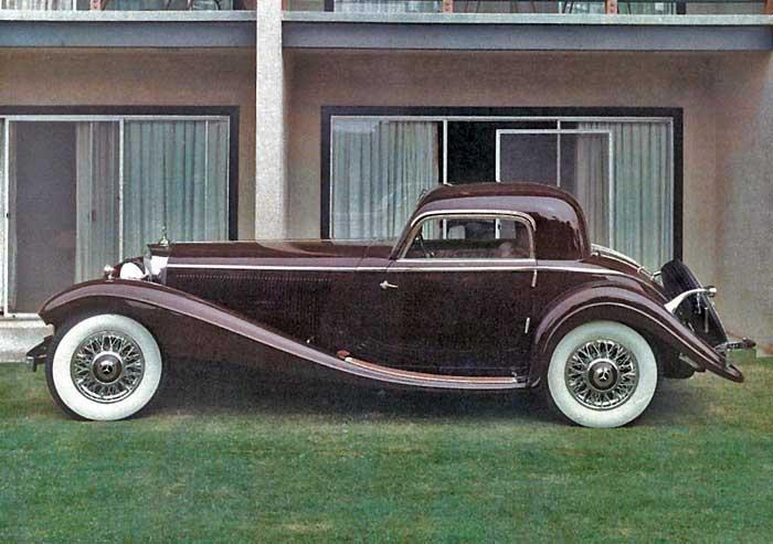 1935 Mercedes-Benz 500K 4351211