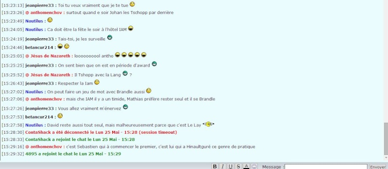 Les screens du forum - Page 14 Chat_210