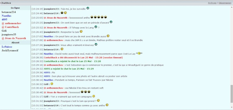 Les screens du forum - Page 14 Chat_310