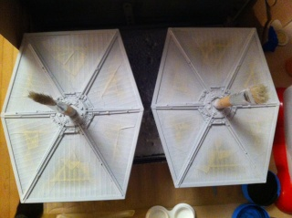 Tie Fighter Easy kit de chez Revell Img_9613