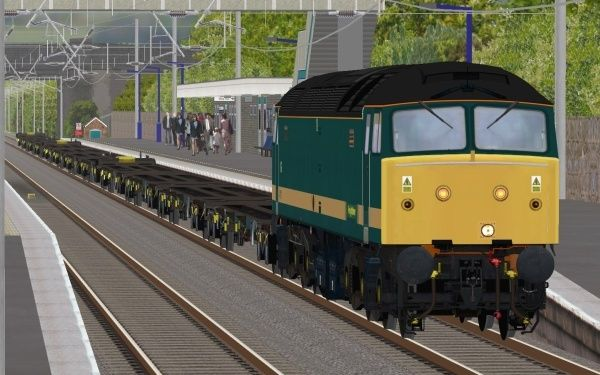New Class 47 releases. Openbv12