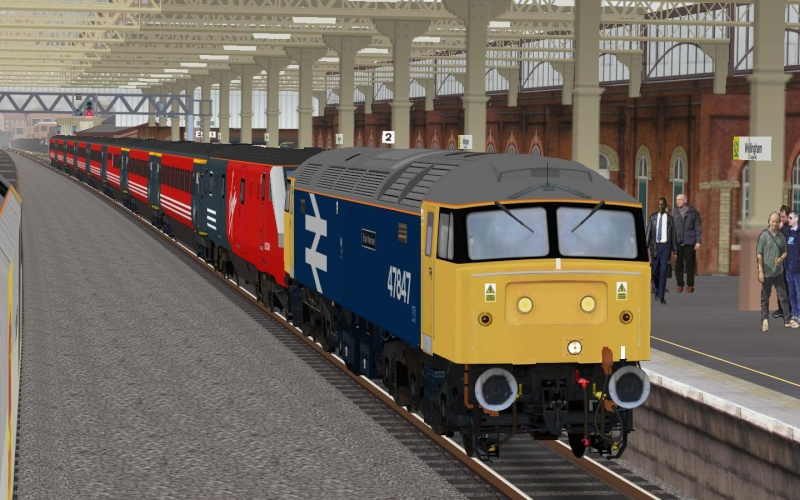 New Class 47 releases. Openbv14