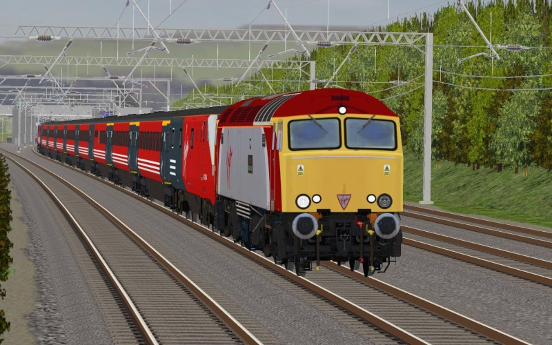 New Class 57/3 release. Openbv16