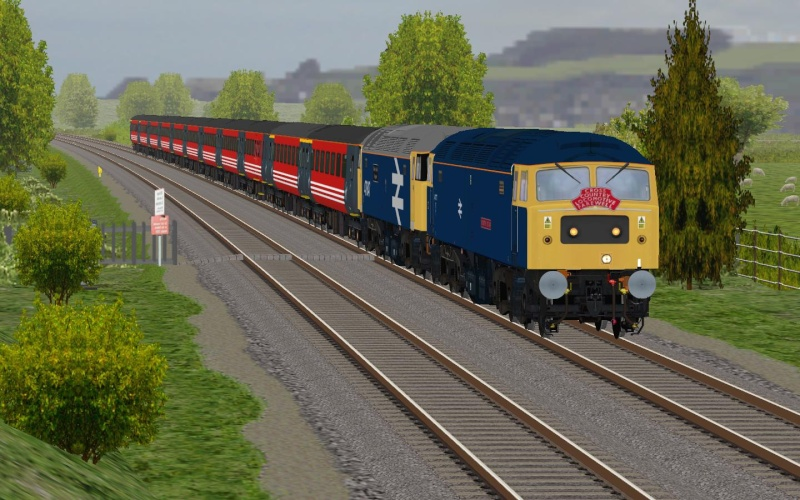 New Class 47 releases. Openbv18