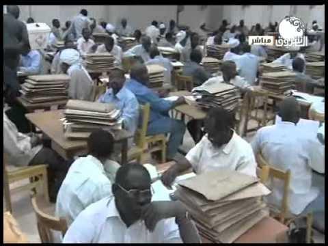 انتهاء عملية تصحيح اوراق امتحانات الشهادة الثانوية السودانية 2019  Hqdefa10