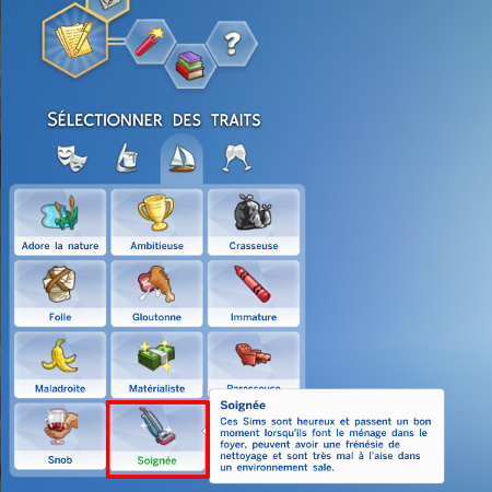 [Fiche] Sims 4 - Utiliser des poses dans le CAS et en jeu 311