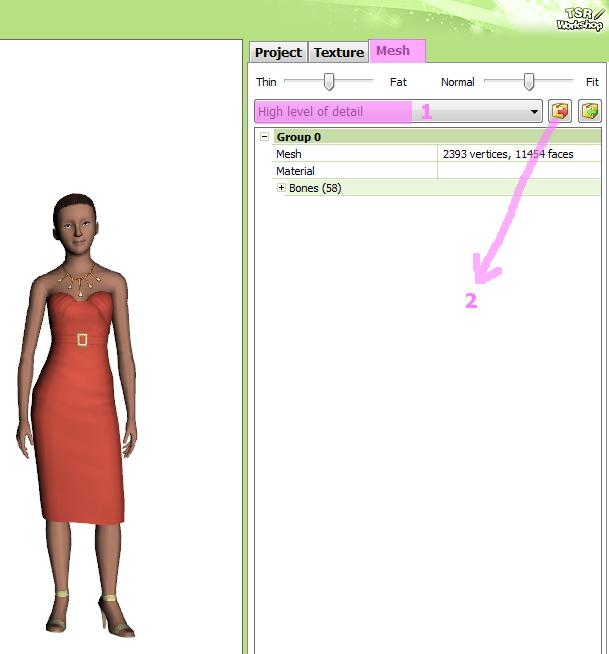 [débutant] Importer et exporter les wso des meshes de vêtements de TSRW à Milkshape  Fig0_311