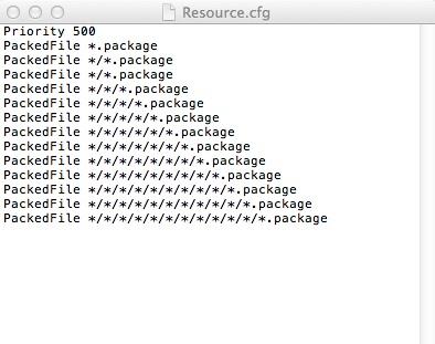 Vidéo [Fiche]Créer un fichier Resource.cfg Resour11