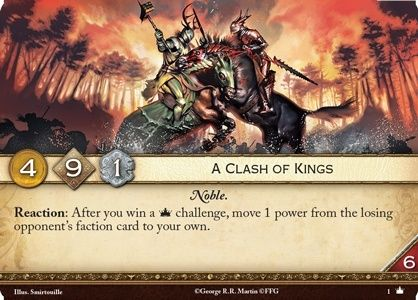 [JCE/LCG] Le Trône de Fer/A Game of Thrones 2nd Edition A-clas17