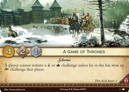 [JCE/LCG] Le Trône de Fer/A Game of Thrones 2nd Edition A-game10