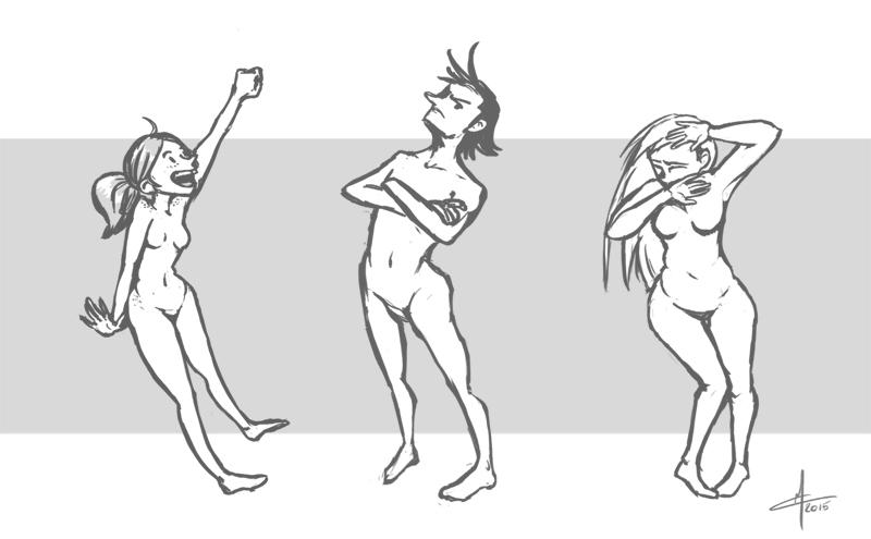 "Défi n°14 ""Expressions corporelles"" Dyfi_112"