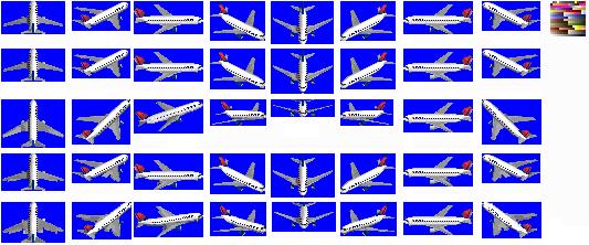 [WIP] 767-400ER 767-4011