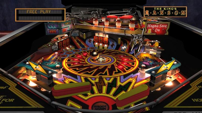 Pinball Arcade : Black Knight Blackk10