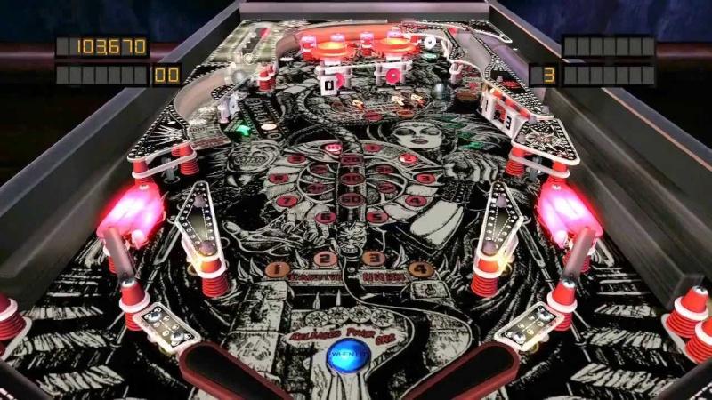 Pinball Arcade : centaur Centau10