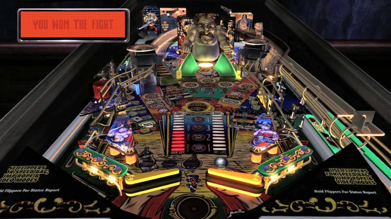 Pinball Arcade : champion pub Champi10
